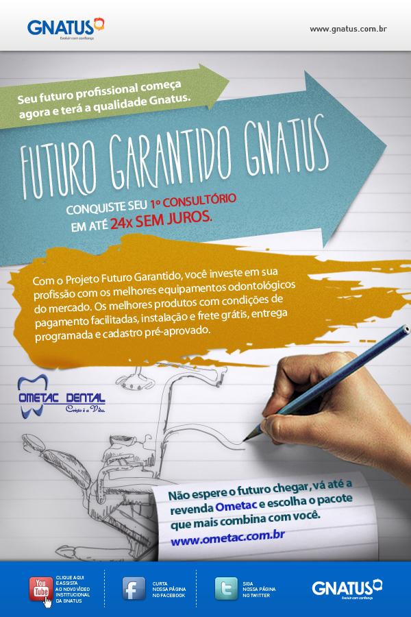 Futuro Garantido GNATUS – 24X SEM JUROS